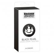 Secura Kondome Black Pearl x24 Condoms