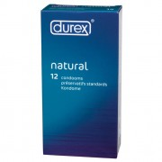 Natural x 12 Condoms