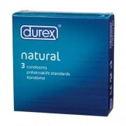 Natural x 3 Condoms